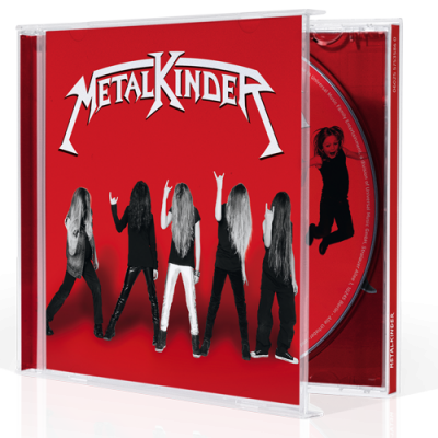 Metalkinder Cover Front